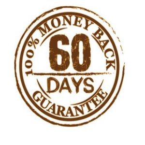 60-day money-back guaranteed