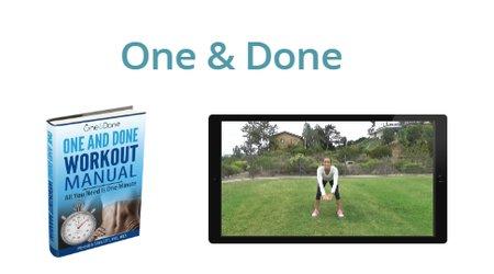 One and Done Svelte Program