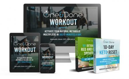 One and Done Workout Package