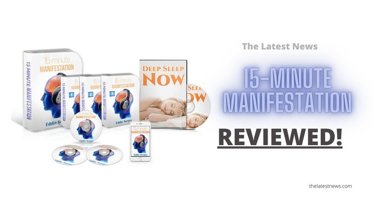 15 Minute Manifestation – FRIENDLY REVIEW… did it work??