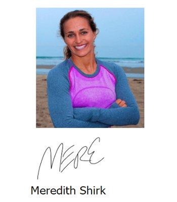 Who is Meredith Shirk