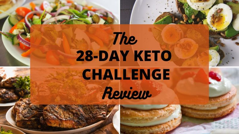 28-Day Keto Challenge + Quick REVIEW… did it work?