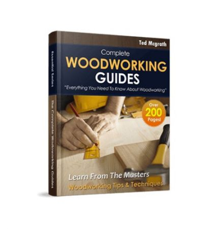 complete woodworking guides
