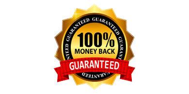 moneyback guaranteed