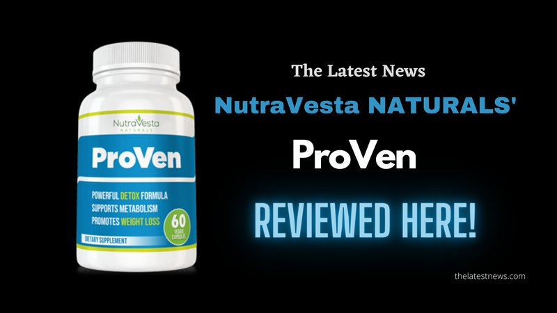 Proven REVIEWS: Good? – Nutravesta's diet pills (GetProven)