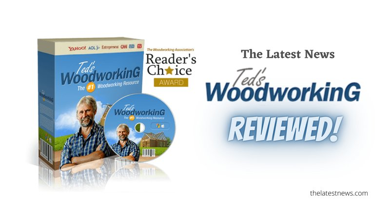 Ted's Woodworking: The REVIEW that you Need to See…