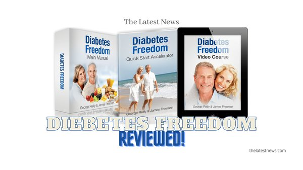 Diabetes Freedom REVIEW (friendly!)… what we think about it