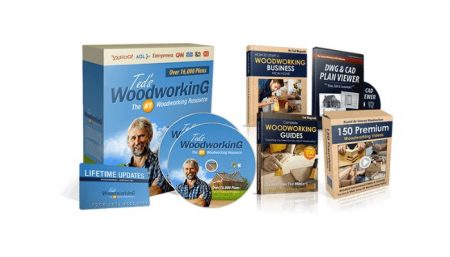 tedswoodworking package