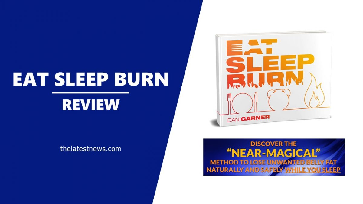 "REVIEW of ""Eat Sleep Burn""… surely a very special approach"
