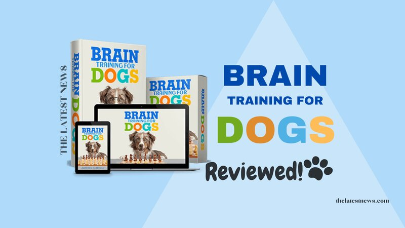 Brain Training for Dogs – Friendly REVIEW… this was FUN!