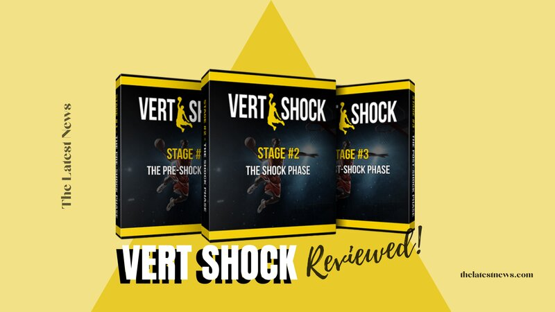 Vert Shock (REVIEWS)… give this a few weeks = Results??