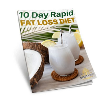 10-day rapid fat loss diet