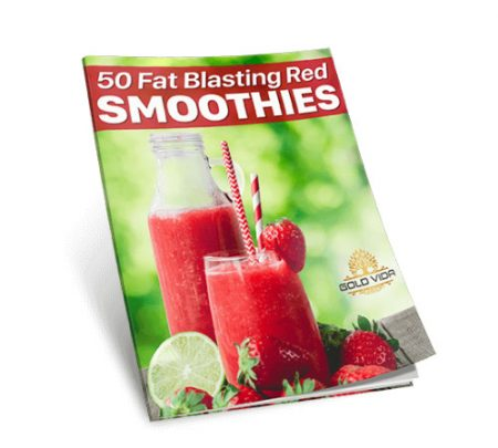 50 fat-blasting red smoothies