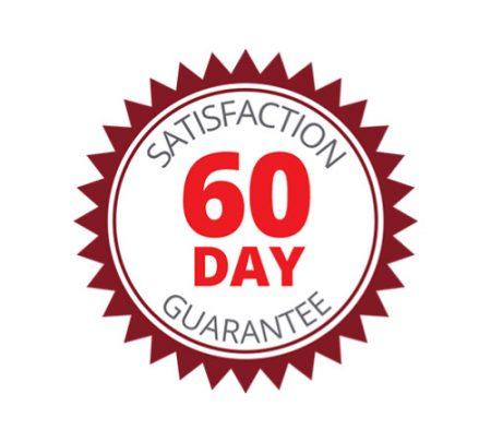 60-day guaranteed