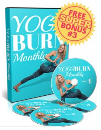 monthly yoga burn