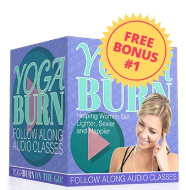 yoga burn follow along