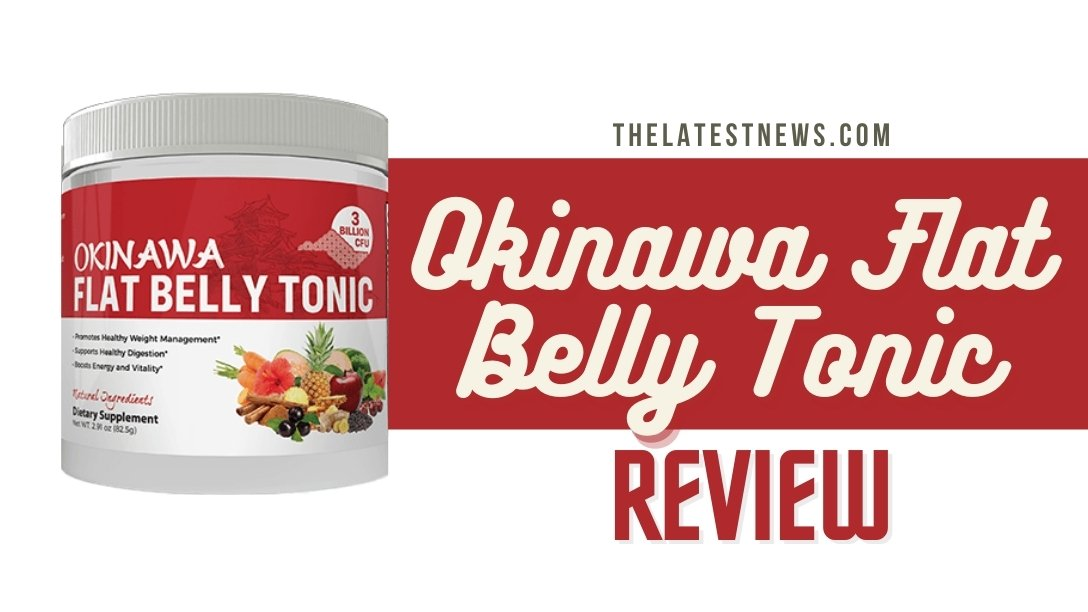 Okinawa Flat Belly Tonic REVIEW – See this In-Depth article…